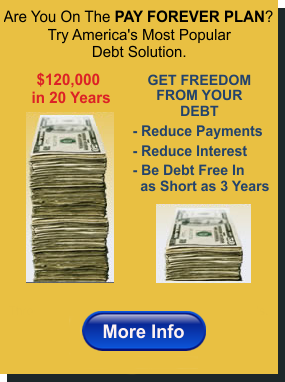 Get freedom from your debt